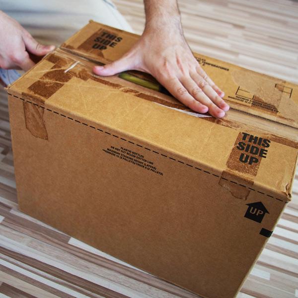 usługi pakowania